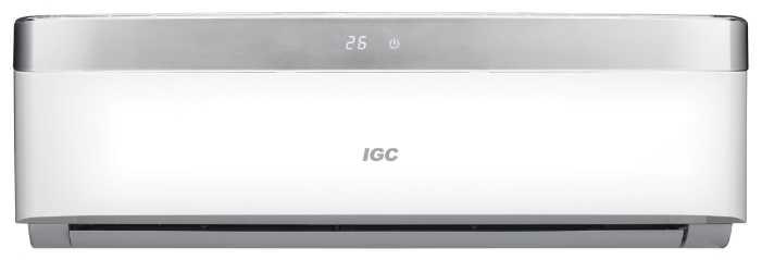 IGC RAS/RAC-V09NHS