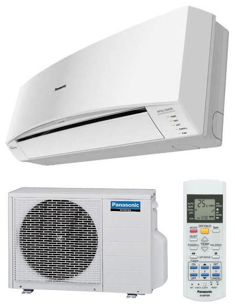 Panasonic CS-E12MKD / CU-E12MKD