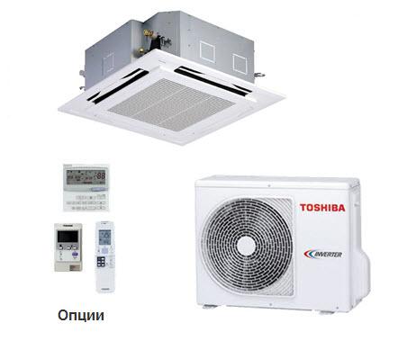 Toshiba RAV-SM564UT-E / RAV-SM563AT-E