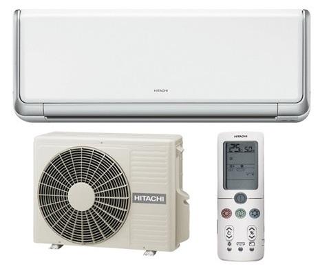 Hitachi RAS-10XH1 / RAC-10XH1
